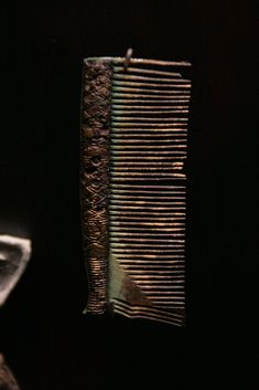 Viking age comb from Hedeby.