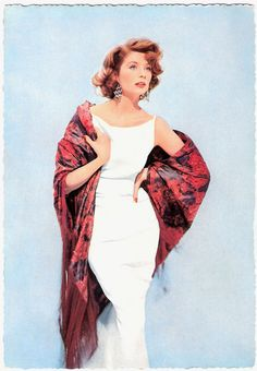 Suzy Parker by Terb Agency, 1950s