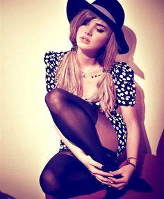 Shop this look on Kaleidoscope (dress, hat)  http://kalei.do/WVAedpE1jAD46R5q