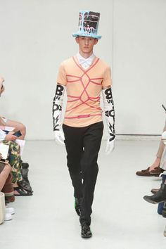 Collection by Walter Van Beirendonck #TheTrendBoutique #Menswear #Trends #CoolFind