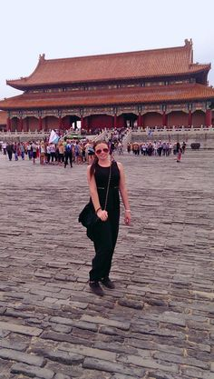 China, Forbidden City, Traveling the world!