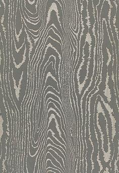 Faux Bois Weave Schumacher Fabric