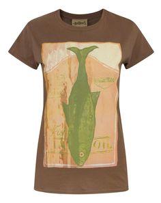 fc4b3363 Boxtrolls Fish Women'S T-Shirt Vibrant Colors, Vivid Colors, Bright Colours