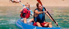 Actividades deportivas en la naturaleza ¡desde un bungalow, cabaña o alojamiento con encanto con BungalowsClub!