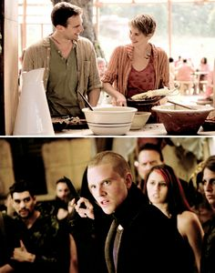 New Insurgent Stills. So excited to see what kind of role Edgar will have...