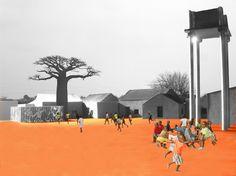 School in Luanda - Paula Moreira