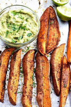 Avocado Dip (Avocado Crema) Recipe – This avocado dip recipe is quick, easy and delicious! It comes together in five minutes and is delicious served with so many dishes! Yesterday, I shared my recipe for spicy roasted sweet potatoes. Immediately, I started getting emails, comments, and Facebook messages asking about the green dip that I...