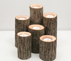 things to make from fallen trees - Google Search