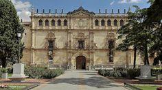 Colegio Mayor de San Ildefonso Alcalá de Henares