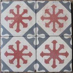 Antique Cadiz Tile