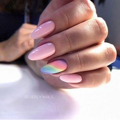 50 Cute Spring Nail Art Designs You Cant Miss Summer Acrylic Nails, Best Acrylic Nails, Acrylic Nail Designs, Spring Nails, Spring Nail Art, Summer Nails, Nail Manicure, My Nails, Nail Polish