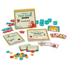 """All Ready for First Grade Readiness Kit 
