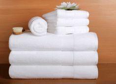 Un truco para dejar las toallas como nuevas
