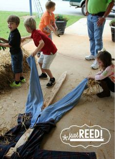 Scarecrow Day! (Five for Friday!) with lots of FREEBIES! - Just Reed