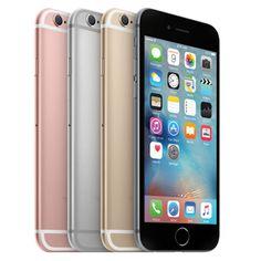 APPLE IPHONE 6 FACTORY UNLOCKED SMARTPHONE CDMA/GSM 16GB GRAY GOLD SILVER #Apple #Smartphone