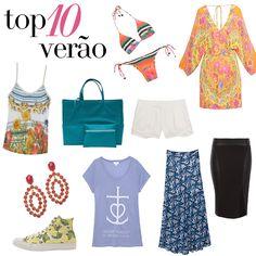 Compre moda com conteúdo, www.oqvestir.com.br #Fashion #Summer #News #Top10 #Shop
