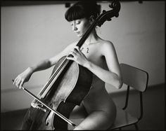 Cellist photo by Albert Finch