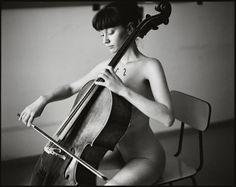 Cellist photo by Albert Finch