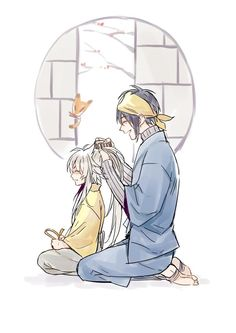 Mom, can I play yet? Tsuru-nii, dad, and the others are playing outside!
