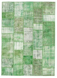 Patchwork-matto 171x241