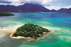 This is it! Escape to the Seychelles and our #EnchantedIslandSeychelles ! Find out more: qoo.ly/3dwuz