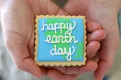 earth day cookies 2