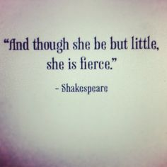 sassyylittlething:    the-conspiracytheory:    fierce.    love this quote.