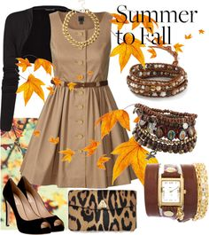 """""""Dressed to Fall"""" by meritza on Polyvore"""