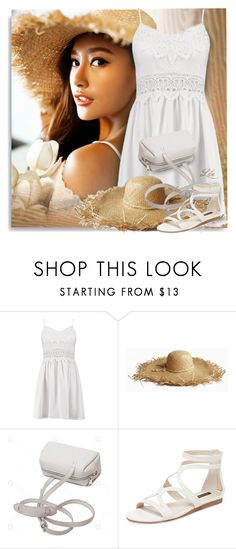 """*Natural Beauty"" by breathing-style ❤ liked on Polyvore featuring Boohoo and Ava & Aiden"