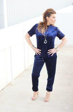Wear This:  Velvet H