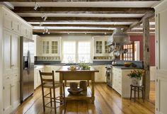 Farmhouse Kitchen, Country, kitchen