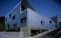 Kengo Kuma & Associates on OpenBuilding | projects listing | photo: Steel House