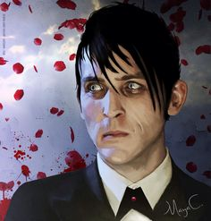 Blood and Roses-Oswald Cobblepot