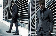 Mangano Men Fashion Guide Fall Winter 2013.14
