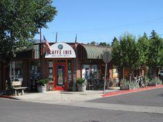 Caffe Ibis, Logan, Utah.....Old Stomping Grounds!