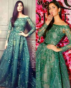 Last evening for the Lux Awards. Beautiful gown by. Lux Awards, Cocktail Gowns, Katrina Kaif, Beautiful Gowns, Formal Dresses, Instagram Posts, Fantasy, Style, Fashion