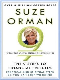 Cover of The 9 Steps to Financial Freedom | Free ebook available with your library card and the Greater Phoenix Digital Library.