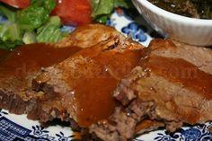 Crockpot Coca Cola Roast Beef Recipe on Yummly