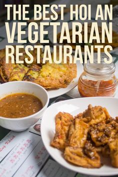 The best vegetarian restaurants in Hoi An, Vietnam | From Never Ending Voyage