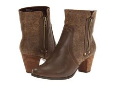 Gabriella Rocha Two Tone Booties