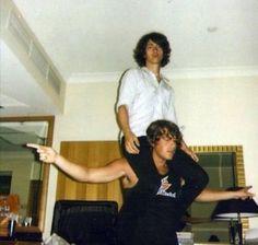 Alex and Jamie (humbug)