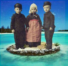 """""""Dutch waterworks"""" Collage by BiekB"""