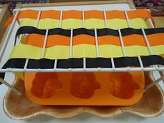 I love this weaving idea for early childhood Montessori.