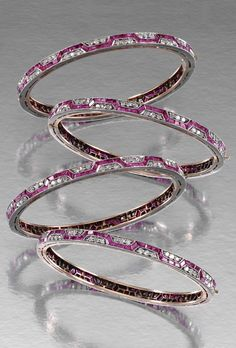 The Things The Veterans Know About Shopping For Jewelry Diamond Bracelets, Gold Bangles, Ruby Jewelry, Jewelery, Diamond Jewelry, Jewelry Accessories, Jewelry Design, Best Diamond, Jewelry Collection