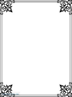 Rope Page Borders Submited Images Pic Fly Pictures Borders Free, Cute Borders, Borders And Frames, Certificate Border, Presentation Backgrounds, Doodle Frames, Scrapbook Borders, Frame Clipart, Border Design