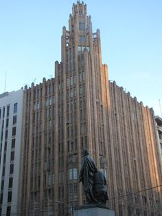 Manchester Unity Building 1932