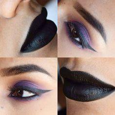 Smokey Purple Eyes  Makeup @andreamonroymakeup  #makeuplover #makeupartist #makeup #happy #beautiful #beautyblooger #andreamonroymakeup #mehron #bennye #higlight #contouring #brows #lips #eyelashes #eyebrows #makeupaddict #gorgeus #gold #ilumination #hollywood #makeup #makeupaddict #work #photooftheday #instabeauty #instagood #guayaquil #ecuador by andreamonroymakeup
