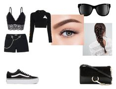 A fashion look from March 2018 featuring cropped hoodie, Oysho and jean shorts. Browse and shop related looks. Palm Angels, Cropped Hoodie, Morphe, Asos, Fashion Looks, Chanel, Polyvore