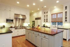 kitchens with 8 foot ceilings - Google Search