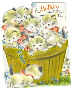 Mother's Day card by Tommer G, via Flickr